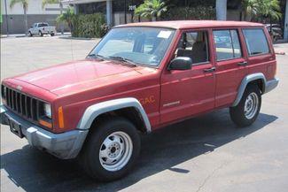 1999 Jeep Cherokee SE 4X4 4.0L I6 Automatic in San Diego, CA 92110