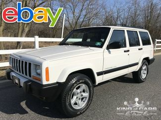 1999 Jeep Cherokee Sport Xj 69K ORIGINAL MILES 1-OWNER GARAGED 4X4 in Woodbury, New Jersey 08093