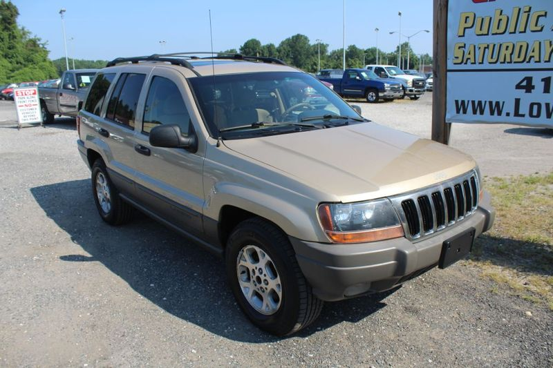 1999 Jeep Grand Cherokee Laredo  city MD  South County Public Auto Auction  in Harwood, MD