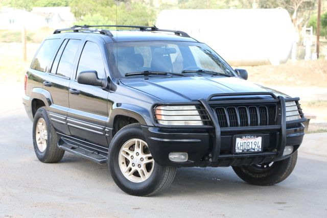 1999 Jeep Grand Cherokee Limited Santa Clarita, CA 3