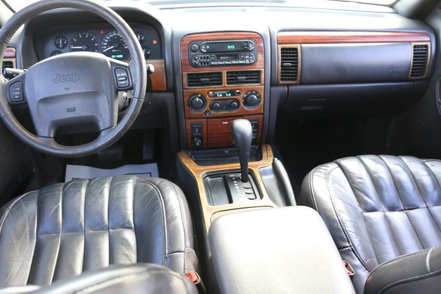1999 Jeep Grand Cherokee Limited Santa Clarita, CA 7