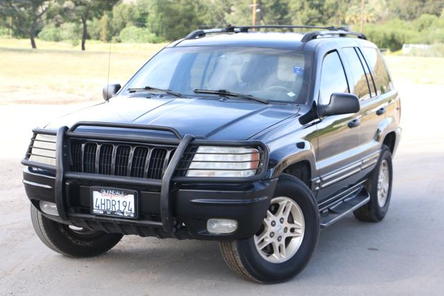 1999 Jeep Grand Cherokee Limited Santa Clarita, CA 4
