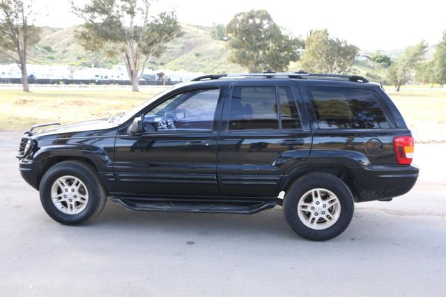 1999 Jeep Grand Cherokee Limited Santa Clarita, CA 11