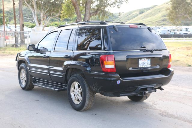 1999 Jeep Grand Cherokee Limited Santa Clarita, CA 5