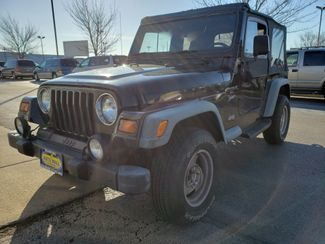1999 Jeep Wrangler Sport | Champaign, Illinois | The Auto Mall of Champaign in Champaign Illinois