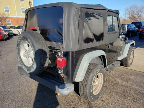 1999 Jeep Wrangler Sport | Champaign, Illinois | The Auto Mall of Champaign in Champaign, Illinois