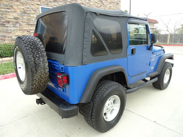 1999 Jeep Wrangler Sport in Corpus Christi, TX 78412