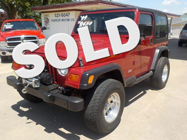 1999 Jeep Wrangler Sport Fayetteville , Arkansas