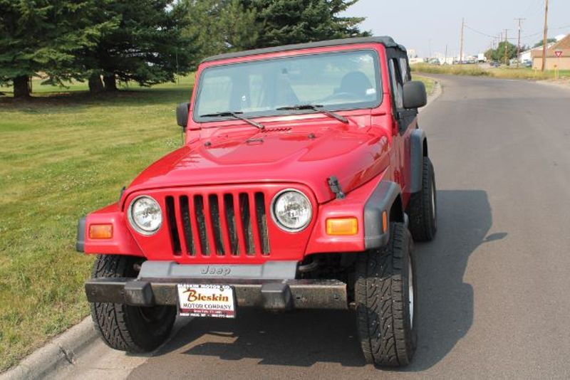 1999 Jeep Wrangler SE  city MT  Bleskin Motor Company   in Great Falls, MT