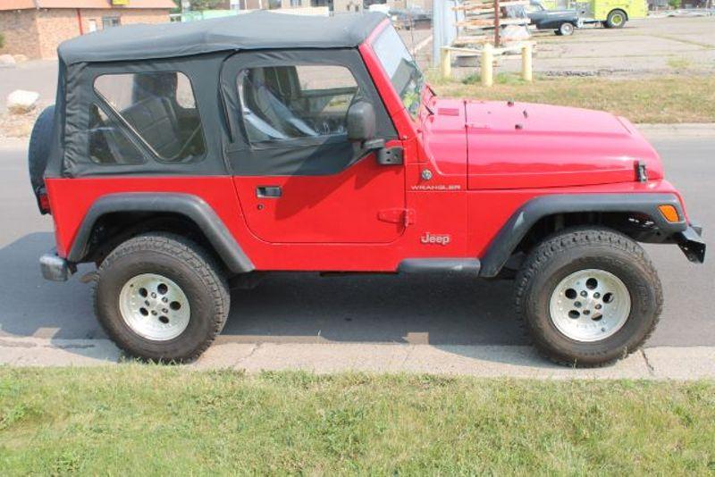 1999 Jeep Wrangler SE  city MT  Bleskin Motor Company   in Great Falls, MT