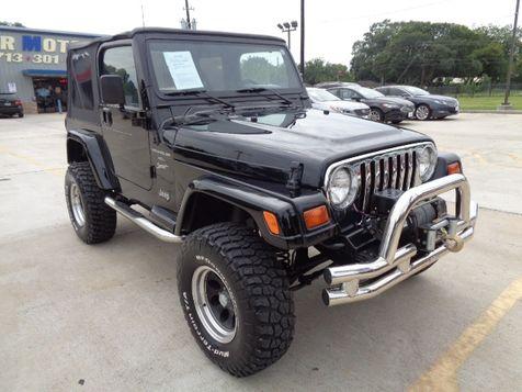 1999 Jeep Wrangler Sport in Houston