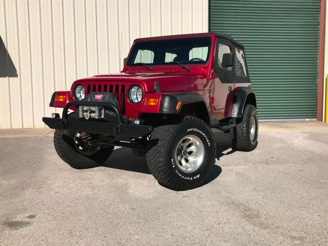 1999 Jeep Wrangler Sport Lifted