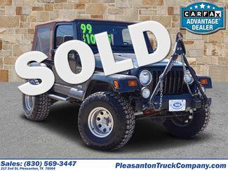 1999 Jeep Wrangler Sahara | Pleasanton, TX | Pleasanton Truck Company in Pleasanton TX