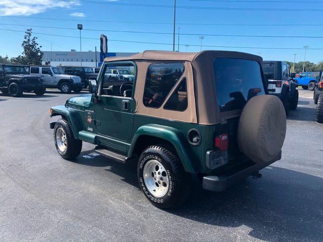 1999 Jeep Wrangler Sahara Riverview, Florida 6