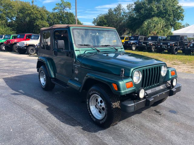 1999 Jeep Wrangler Sahara Riverview, Florida 7