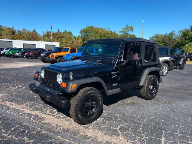 1999 Jeep Wrangler Sport Riverview, Florida