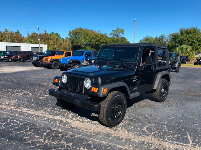 1999 Jeep Wrangler Sport Riverview, Florida 1