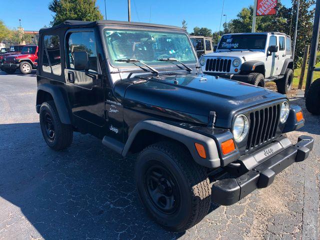 1999 Jeep Wrangler Sport Riverview, Florida 7