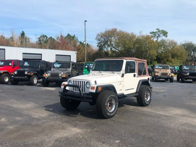 1999 Jeep Wrangler Sport in Riverview, FL 33578