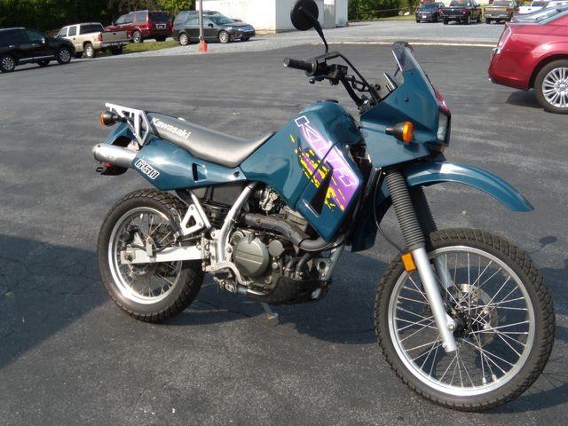 1999 Kawasaki KLR650
