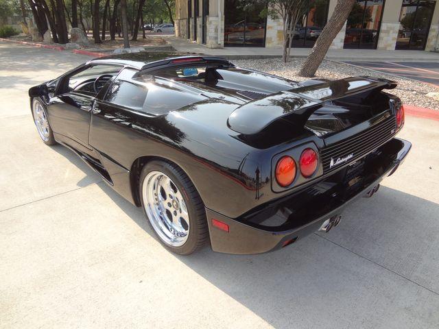 1999 Lamborghini Diablo VT Roadster in Austin, Texas 78726