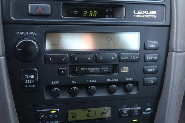 1999 Lexus ES 300 Luxury Sport Sdn Santa Clarita, CA 20