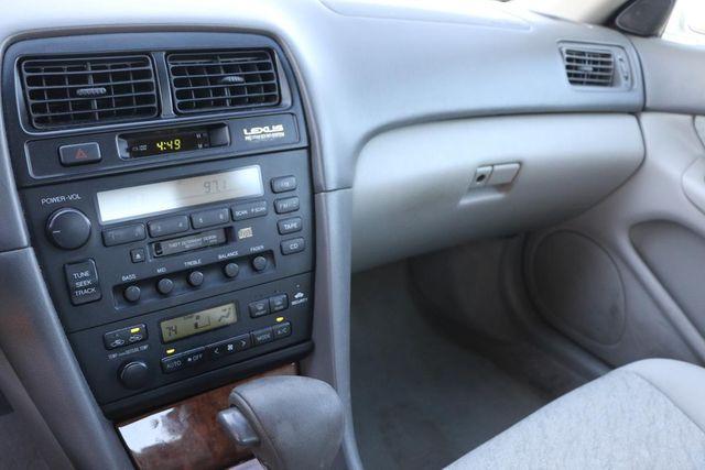 1999 Lexus ES 300 Luxury Sport Sdn Santa Clarita, CA 8
