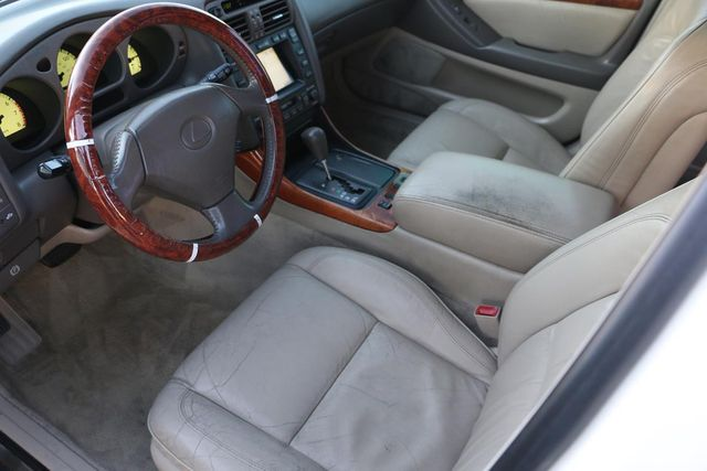 1999 Lexus GS 300 Luxury Perform Sdn Santa Clarita, CA 8