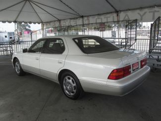 1999 Lexus LS 400 Luxury Sdn Gardena, California 1