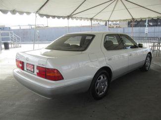 1999 Lexus LS 400 Luxury Sdn Gardena, California 2