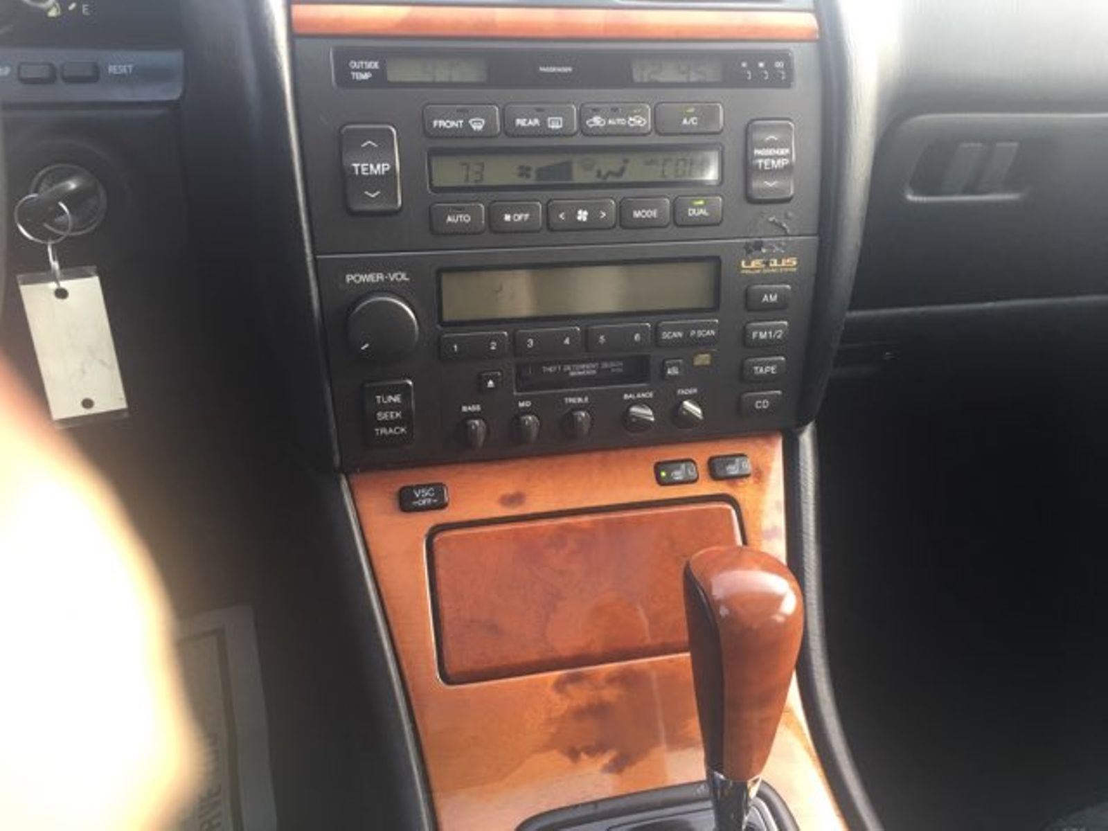1999 Lexus Ls 400 City Ma Baron Auto Sales Timing Belt In West Springfield