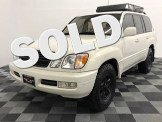 1999 Lexus LX 470 Luxury SUV Base LINDON, UT