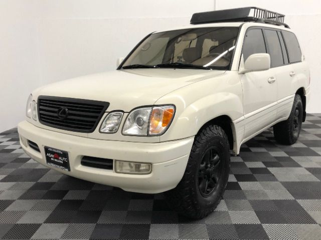 1999 Lexus LX 470 Luxury SUV Base