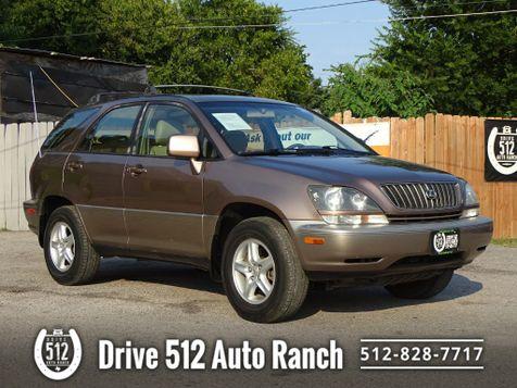 1999 Lexus RX 300 Luxury SUV NICE SUV! in Austin, TX