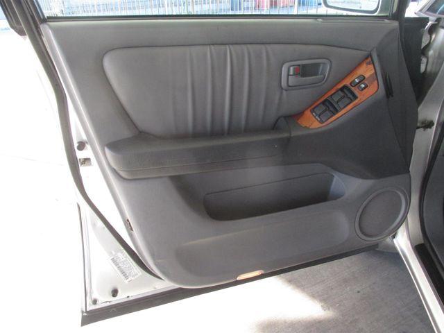 1999 Lexus RX 300 Luxury SUV Gardena, California 9