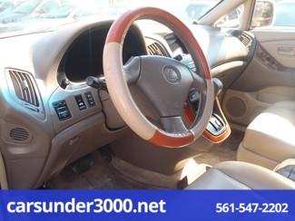 1999 Lexus RX 300 Luxury SUV Lake Worth , Florida 4