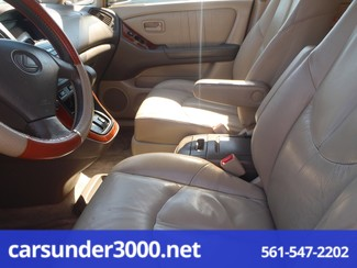 1999 Lexus RX 300 Luxury SUV Lake Worth , Florida 5