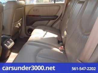 1999 Lexus RX 300 Luxury SUV Lake Worth , Florida 6