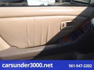 1999 Lexus RX 300 Luxury SUV Lake Worth , Florida 7