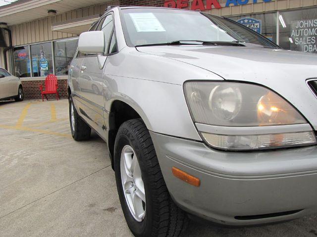 1999 Lexus RX 300 Luxury SUV 300 in Medina OHIO, 44256