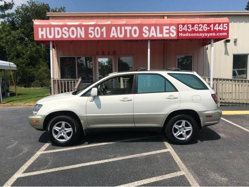 1999 Lexus RX 300 Luxury SUV FWD | Myrtle Beach, South Carolina | Hudson Auto Sales in Myrtle Beach South Carolina