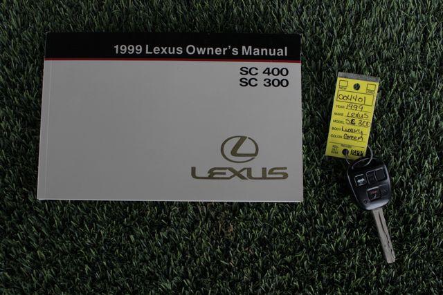 1999 Lexus SC 300 Luxury Sport Cpe SUNROOF - HEATED LEATHER - ENKEI WHEELS Mooresville , NC 18