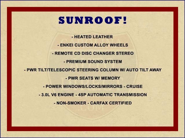 1999 Lexus SC 300 Luxury Sport Cpe SUNROOF - HEATED LEATHER - ENKEI WHEELS Mooresville , NC 1