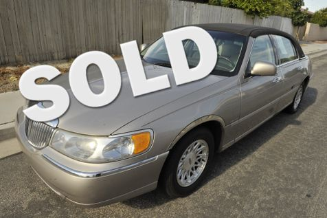 1999 Lincoln Town Car Signature in Cathedral City