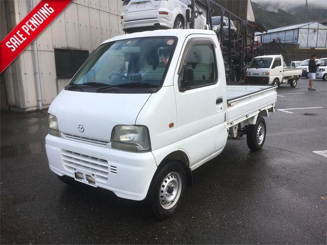 1999 Mazda 4wd Japanese Minitruck [a/c]    Jackson, Missouri   GR Imports in Eaton Missouri