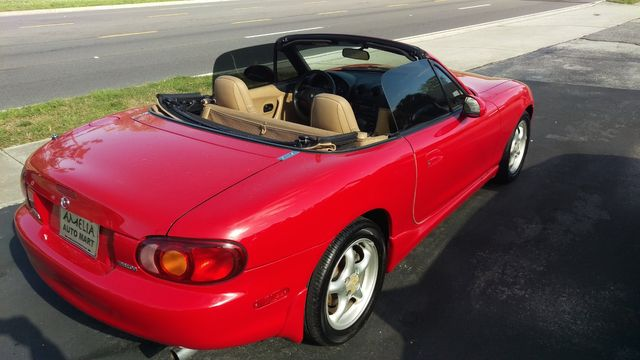 1999 Mazda MX-5 Miata Leather in Amelia Island, FL 32034