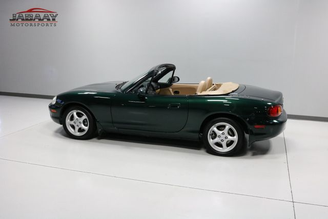 1999 Mazda MX-5 Miata Leather Merrillville, Indiana 34