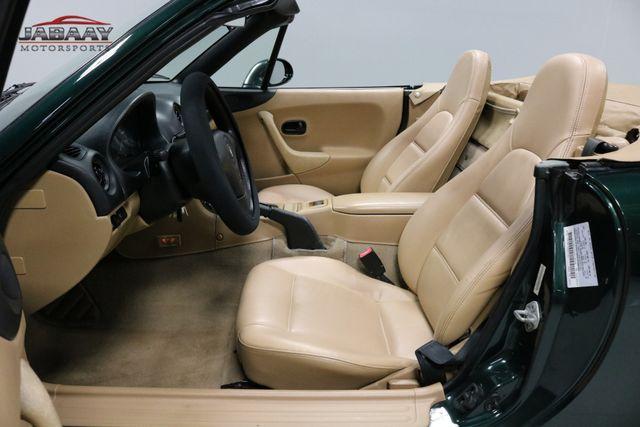 1999 Mazda MX-5 Miata Leather Merrillville, Indiana 10