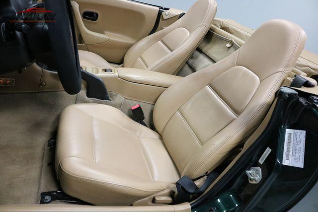 1999 Mazda MX-5 Miata Leather Merrillville, Indiana 11