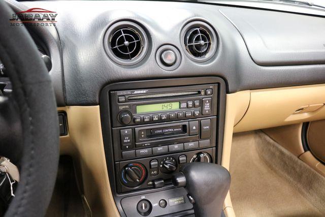 1999 Mazda MX-5 Miata Leather Merrillville, Indiana 17